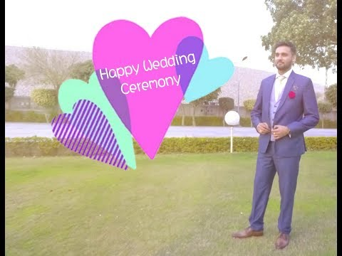 Happy Wedding Ceremony L Kamran Ashraf Vlogs