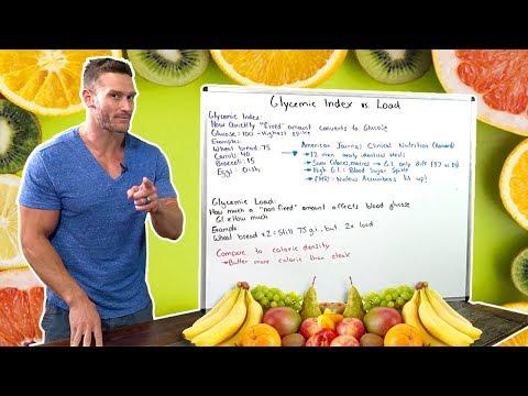 Nutrition Basics: Glycemic Index vs Glycemic Load