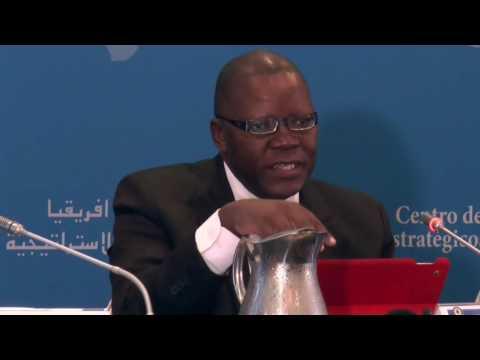 Global Security Trends: Implications for Africa, Tendai Biti
