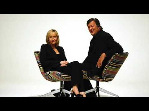 J.K. Rowling & Stephen Fry