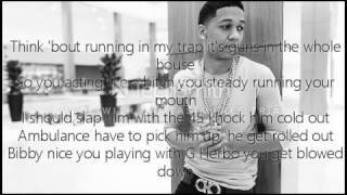 G Herbo Ft. Lil Bibby - Blackin Out (Official HD Lyrics)