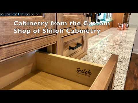 Geneva Cabinet Company, LLC Bar Cabinetry