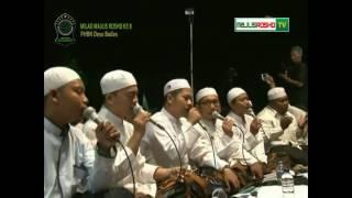 Ahmad ya habibi - Nurul musthofa - tholama'asyku ~ Badas Cinta Rosul bersama Habib Syech Mp3