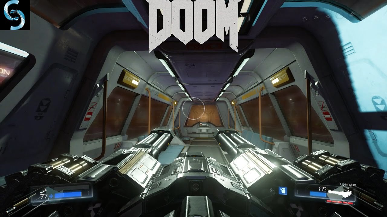 Doom Gameplay Hard Mode Mobile Chaingun Turret Ep9 Youtube