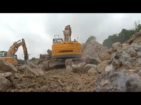 شاهد: إعادة تدوير مواد البناء خطوة على طريق الحد من الاحتباس الحراري  - نشر قبل 4 ساعة