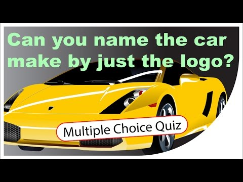 Q★ | Do you know your car logo badges? | MULTIPLE CHOICE QUIZ | Q-Star Quiz Channel