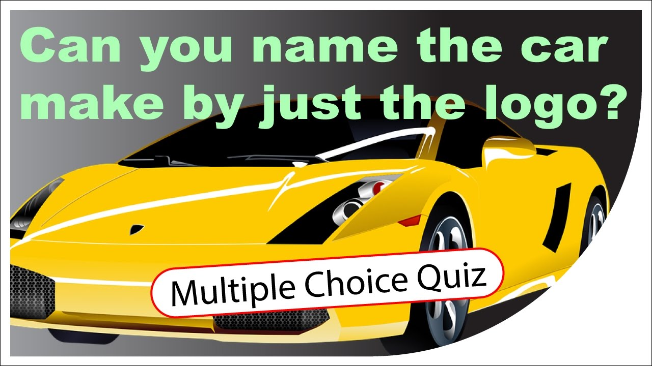 Q Do You Know Your Car Logo Badges Multiple Choice Quiz Q