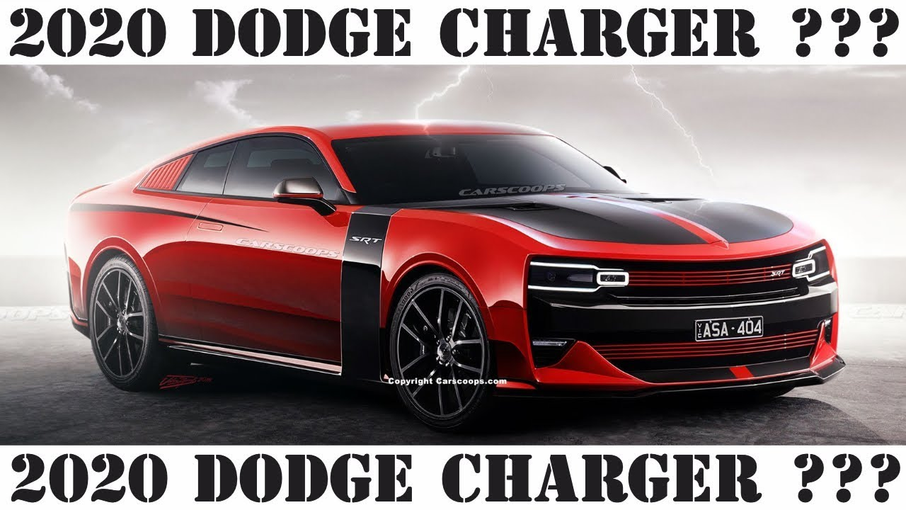 A 2020 Dodge Charger Widebody I Would Buy It Now Youtube