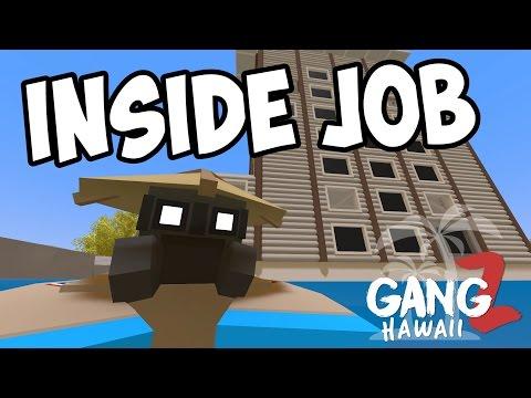 "Unturned GangZ - ""OPB Inside Job!!"" S5E05 (Hawaii Map Multiplayer PvP)"