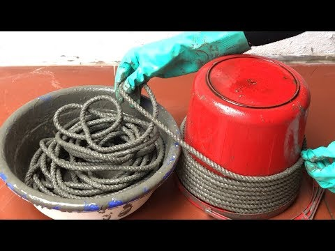 ROPES And CEMENT