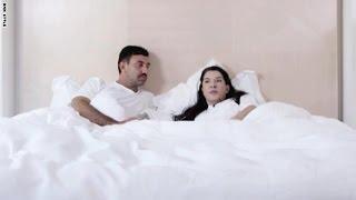 ممثلة صربية ومصمم إيطالي في السرير معاً.. والسبب؟