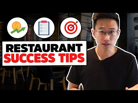How To Open And Run A Successful Restaurant In 2020 | Food & Beverage & Restaurant Management Advice