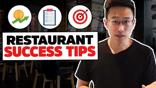 How to Open and Run a Successful Restaurant in 2019 | Food & Beverage & Restaurant Management Advice