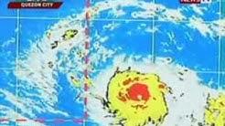 Bagyong Yolanda, posibleng pinakamalakas na bagyong papasok sa Pilipinas ngayong taon