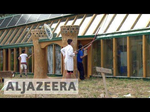 Uruguay: Teaching sustainability in self-sustainable school
