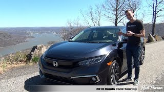 Review: 2019 Honda Civic Touring Sedan