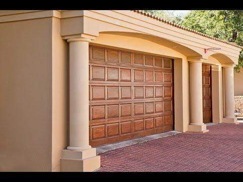 Reparacion y mantenimiento de puertas electricas para - Puertas para cocheras ...