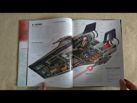 Star Wars The Last Jedi Incredible Cross-Sections Preview | DK Book