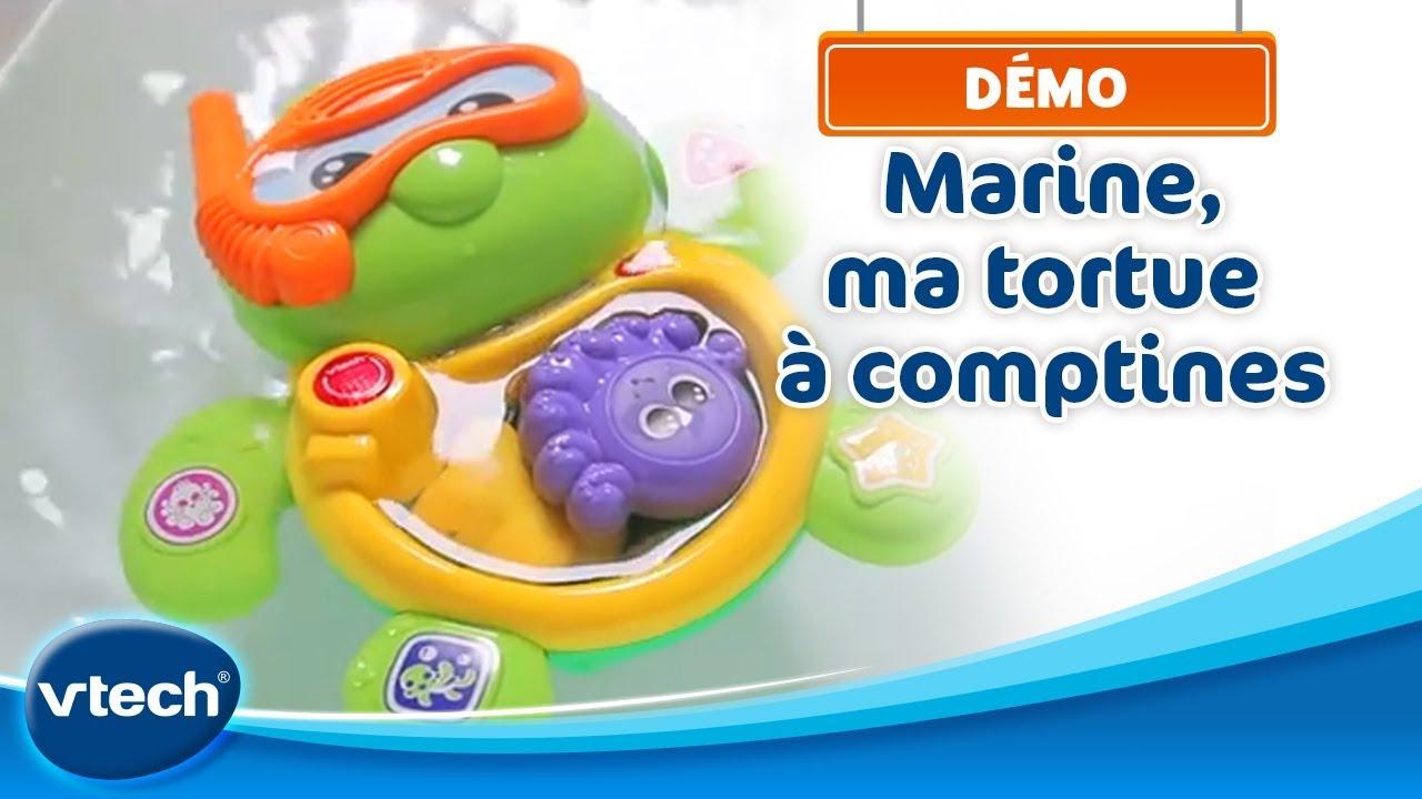 VTECH Marine, ma tortue à comptines  Comparer les prix sur Shopoonet