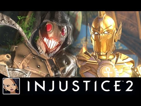 Thumbnail: Injustice 2 - All Savage Intro Dialogues