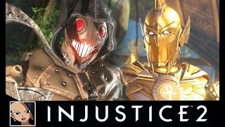 Injustice 2 - All Savage Intro Dialogues