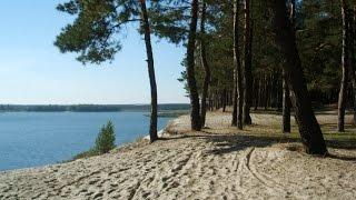 На велосипедах - вокруг голубых озер! Лиман, Донецкая область!(, 2016-02-15T12:26:49.000Z)