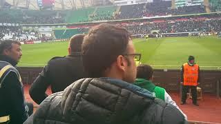 Konya Trabzon maçı olaylar (şikeci Trabzon )