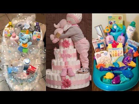 Babygift Baby Gift Ideas Baby Shower Newborn Baby Gift Welcome Baby Gift Baby Birthday Diy Baby Youtube