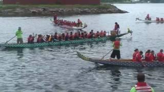 Cape Breton Dragon Boat Festival 2009