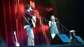 Us The Duo : Missin' You Like Crazy Live In Singapore