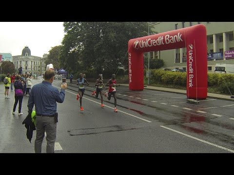 Usti nad Labem - Half Marathon 2016 - Winners men