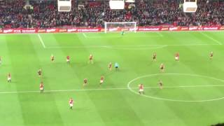 Manchester United vs Hull City the last two minutes, 2-0. | Technical Adventures