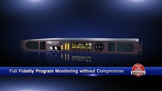 DB3010 - FM Radio & IP Audio Confidence Monitoring Receiver