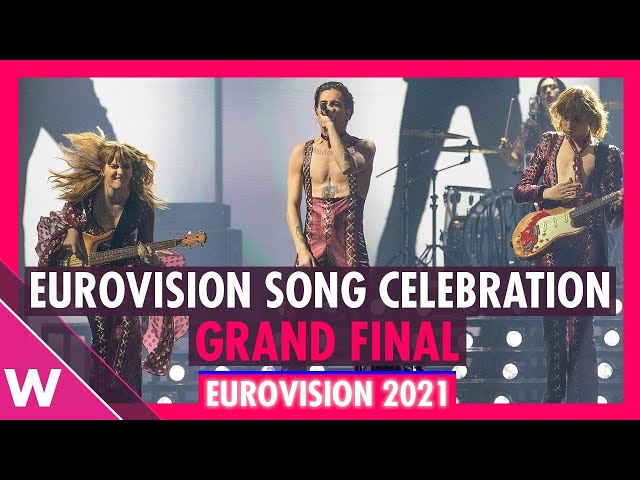 Eurovision Song Celebration 2021: Grand finalists Live-on-Tape Livestream (Part 2)
