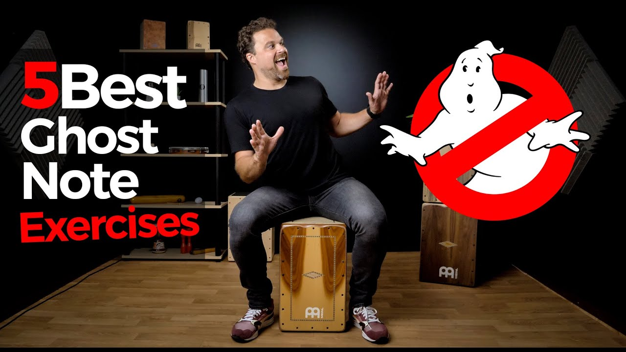 5 BEST Ghost Note Exercises on Cajon - Cajon Lesson