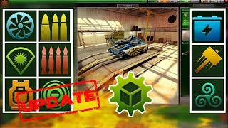 Tanki Online NEW UPDATE 2016 Alterations ~ explained ~