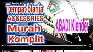 #toko Abadi Klender Komplit Dan Murah