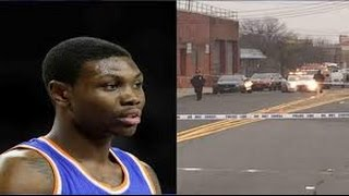KNICKS FORWARD CLEANTHONY EARLY SHOT OUTSIDE OF NY CLUB!