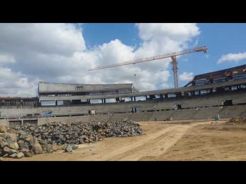 Ethiopian national stadium project