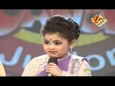 Dance Bangla Dance Junior April 20 '11 Dipanita - YouTube