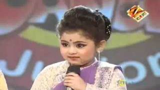 Dance Bangla Dance Junior April 20 '11 Dipanita