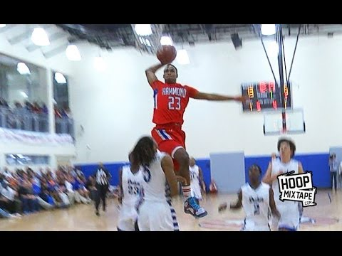 Seventh Woods DUNK Of The YEAR!!! 15 Year Old With The #1 Play On ESPN Sportscenter!