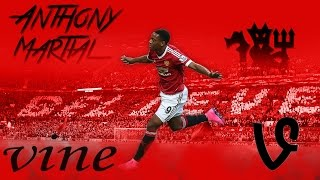 Antony Martial the best hero [#VineFootball]