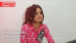 Selena Gomez Talks About Her