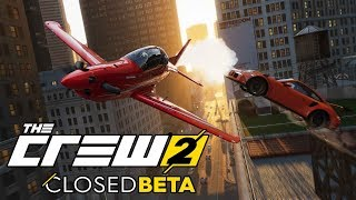 The Crew 2 Beta GamePlay PC
