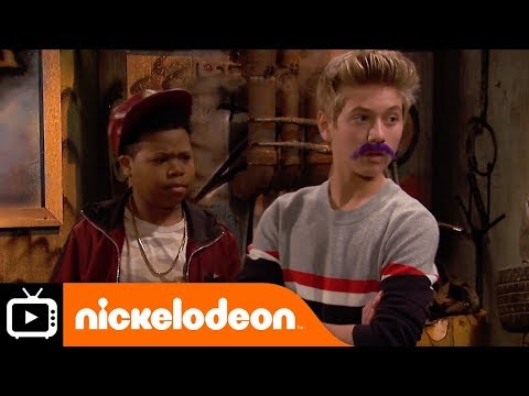 Game Shakers | Weird Fooders Waiter | Nickelodeon UK