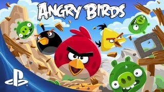 Angry Birds Trilogy for PS3: Anger Management Pack