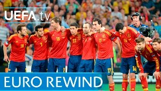 Portugal v Spain - The full EURO 2012 penalty shoot-out