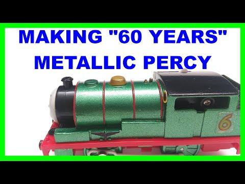 making-custom-60-years-percy-trackmaster-thomas-&-friends-thomas-y-sus-amigos-托馬斯和朋友-Томас-и-друзья