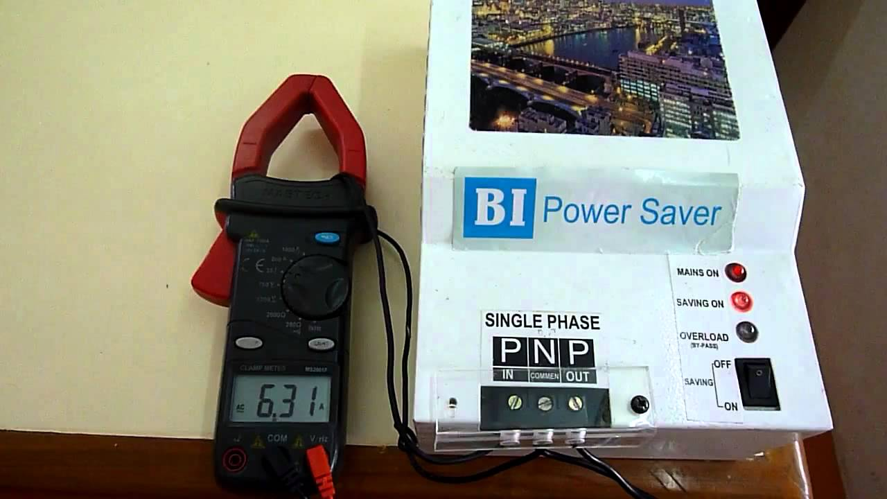 Single Phase Power Savermp4 Youtube Saver Circuit Diagram